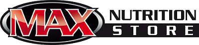 Max Nutrition Store Logo
